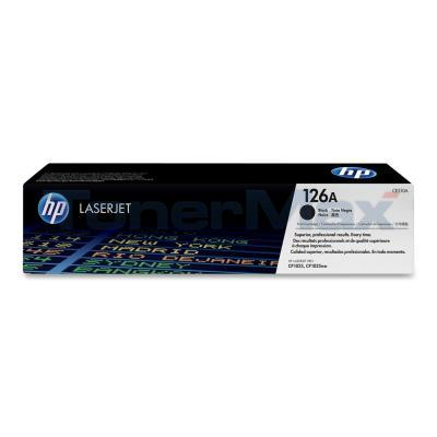 HP LASERJET PRO CP1025 PRINT CARTRIDGE BLACK